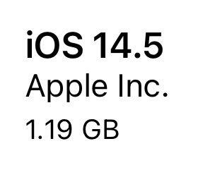iOS 14.5(18E199)リリース。27件の機能改善、12件の不具合の修正、50件のセキュリティ問題(CVE)に対応したメジャーアップデート。AirTagなど新製品に対応。アップデートすべきか否か、サイズ、更新内容、時間、更新後不具合の有無についてご紹介