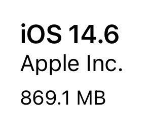 iOS 14.6(18F72)リリース。4件の新機能、5件の不具合の修正、43件のセキュリティ問題(CVE)に対応したメジャーアップデート。アップデートすべきか否か、サイズ、更新内容、時間、更新後不具合の有無についてご紹介
