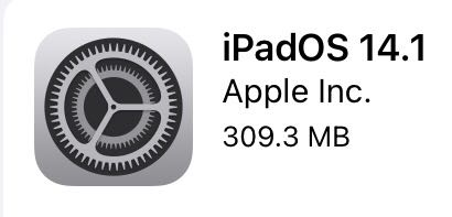 iPadOS 14.1(18A8395)リリース。6件の機能修正とバグ修正に対応したメジャーリリース。アップデートすべきか否か、サイズ、更新内容、時間、更新後不具合の有無についてご紹介
