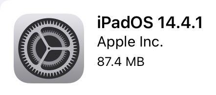 iPadOS 14.4.1(18D61)リリース。1件のセキュリティ問題(CVE)への対応のみのメンテナンスリリース。アップデートすべきか否か、サイズ、更新内容、時間、更新後不具合の有無についてご紹介